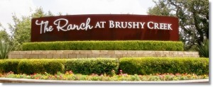 Homes for Sale in the Ranch at Brushy Creek